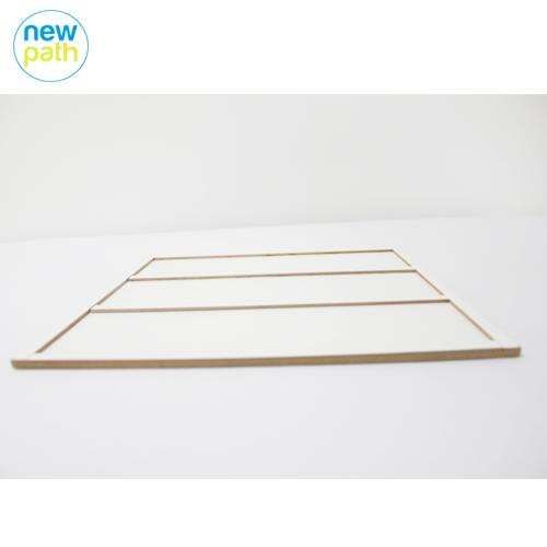 Bandeja de madera para el transporte de laminas - Laminas de madera para pared ...